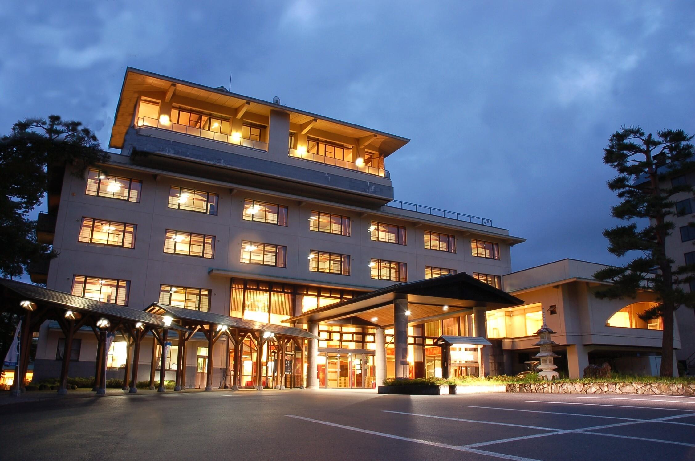 観光 ホテル 黒部